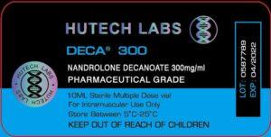 Deca-300-Hutech-Labs