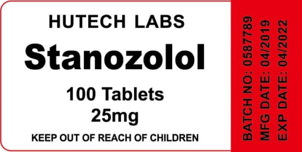 Winstrol-Stanozolol-25mg-Hutech-Labs