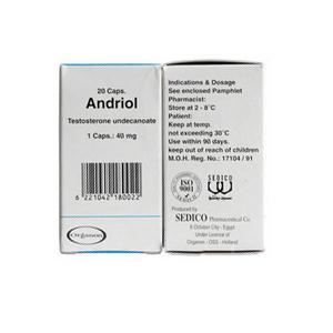 Andriol-40mg