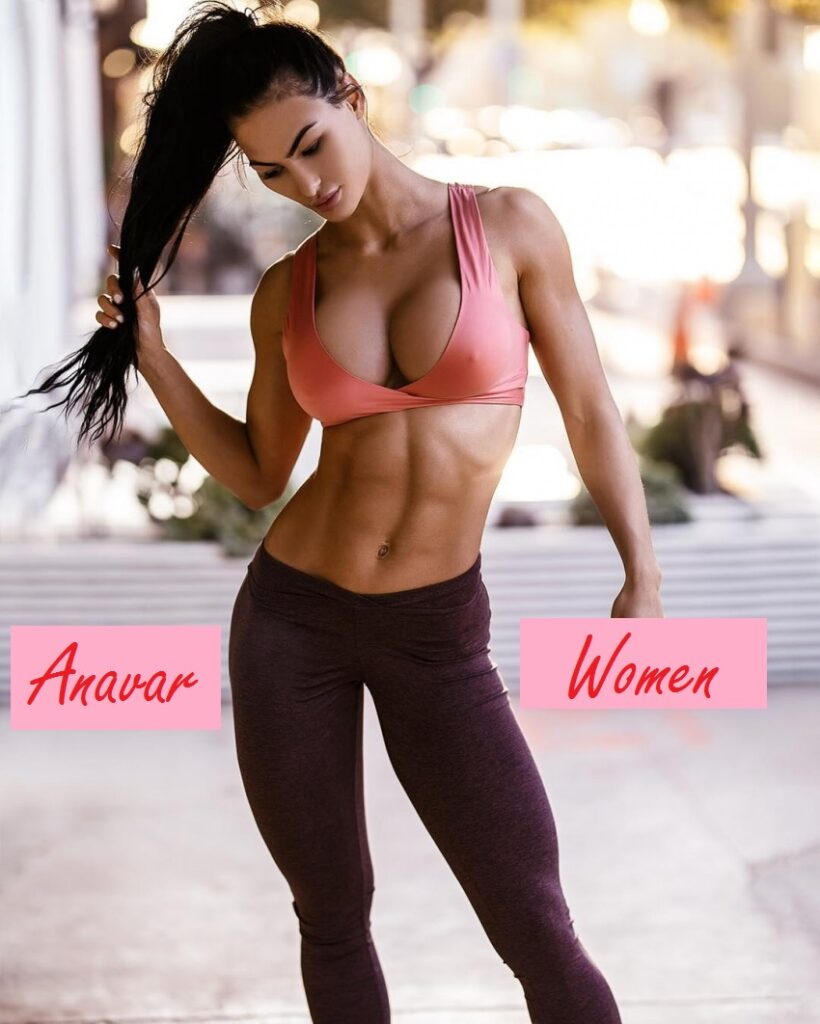 anavar-women