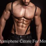 Clomiphene Citrate For Men