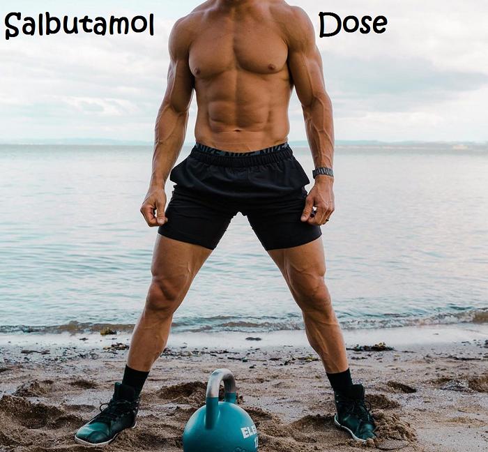 Salbutamol-Dose